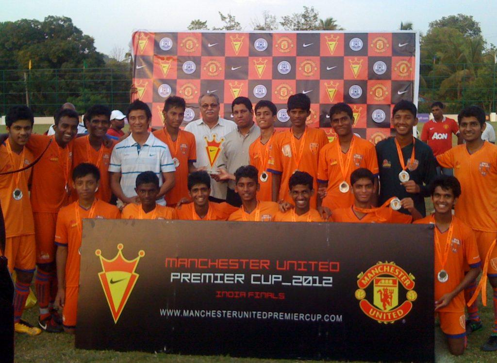 MUPC Cup 12