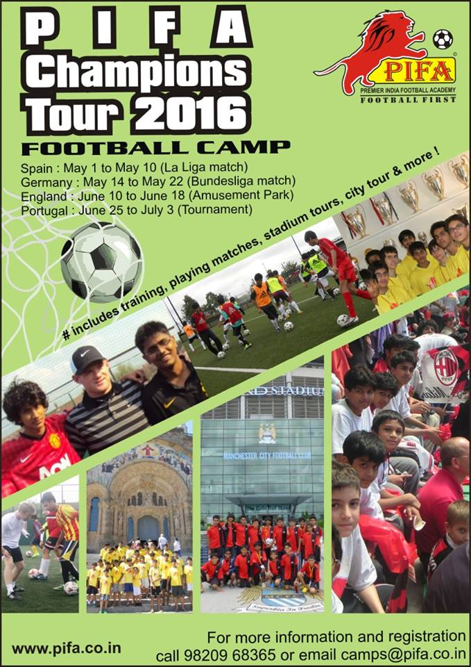 PIFA camp poster 2016