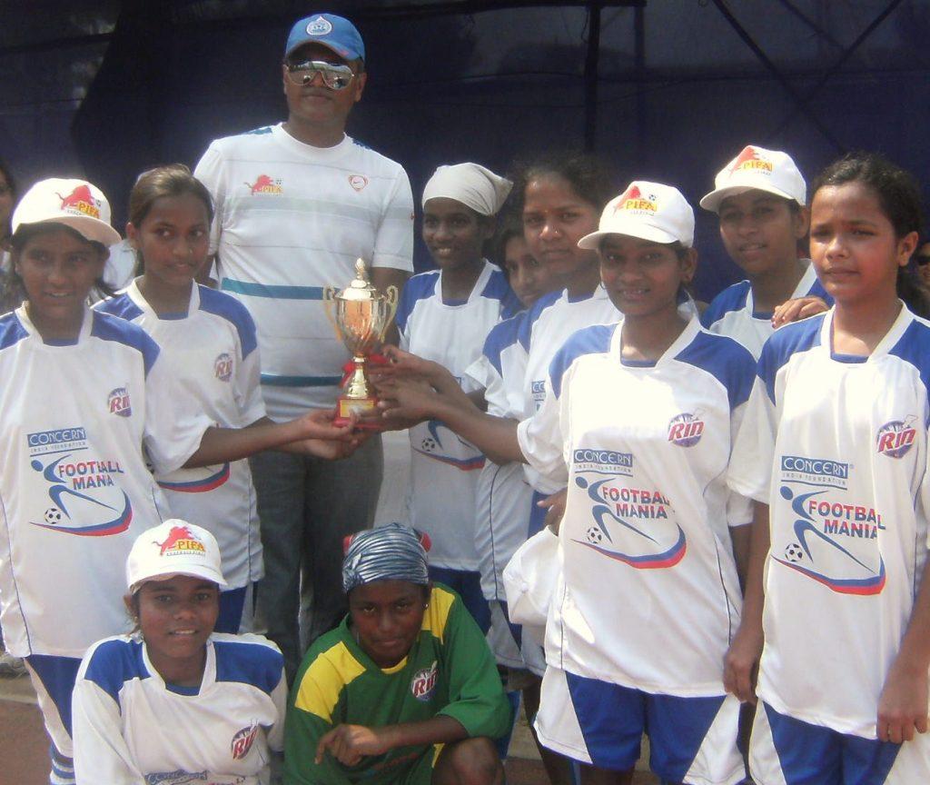 Winners Akansha Pune (1)