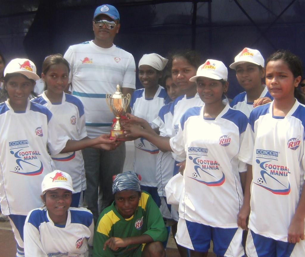 Winners Akansha Pune