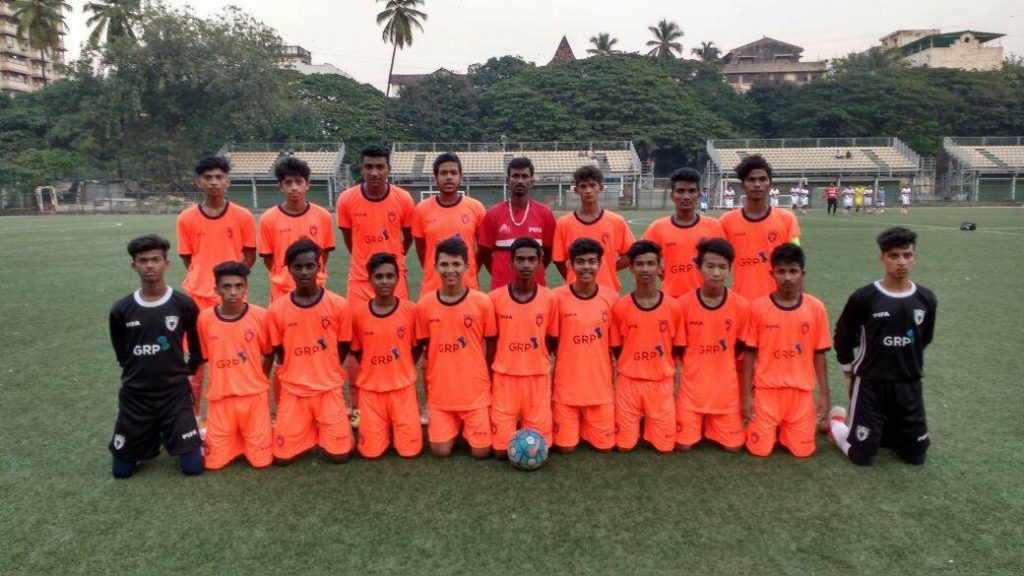 PIFA U16 i league team 2016