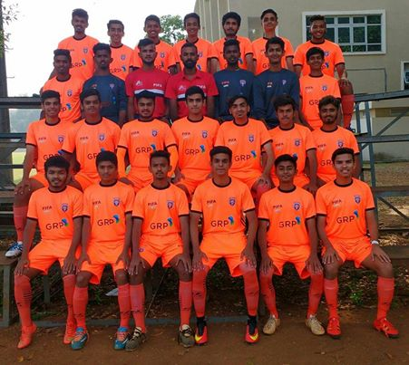 PIFA U18 i league team 2016
