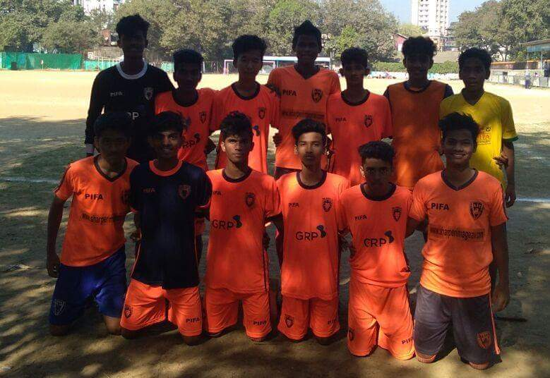 PIFA in quarter finals of MDFA U16 boys tournament