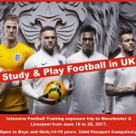 PIFA introduces a unique Study & Play in UK