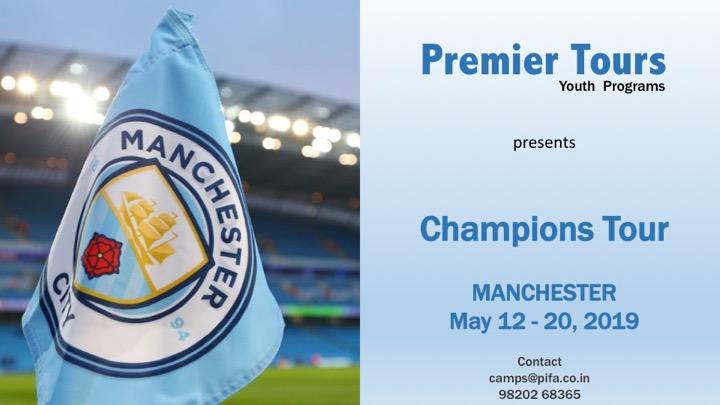 Champions Tour – Manchester