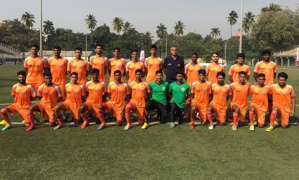 PIFA Colaba mens team for 2016-17