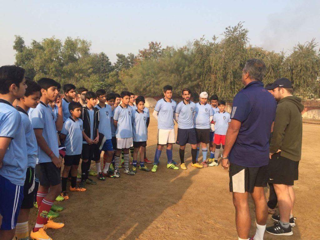 PIFA International camp in Jammu