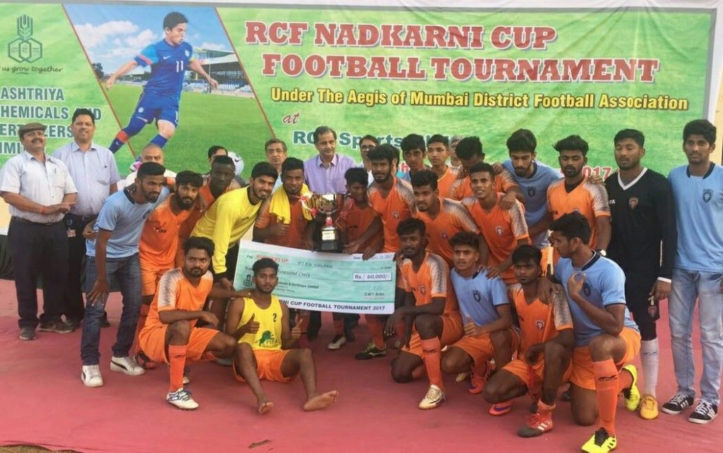 PIFA are Runners up of 110th Nadkarni Cup